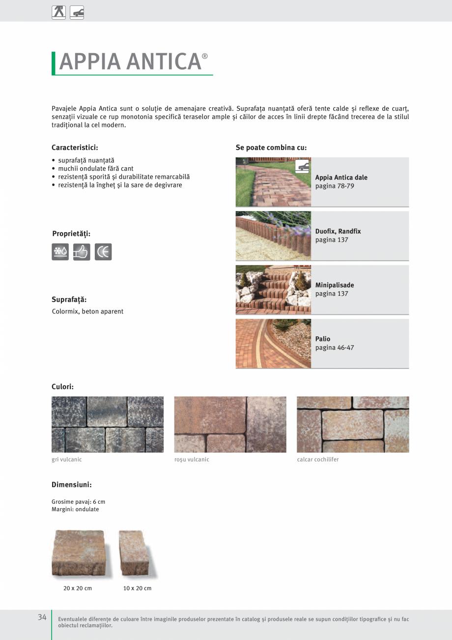 Pagina 36 - Idei pentru gradina 2017 SEMMELROCK STEIN+DESIGN Catalog, brosura Romana canic  Pentru...