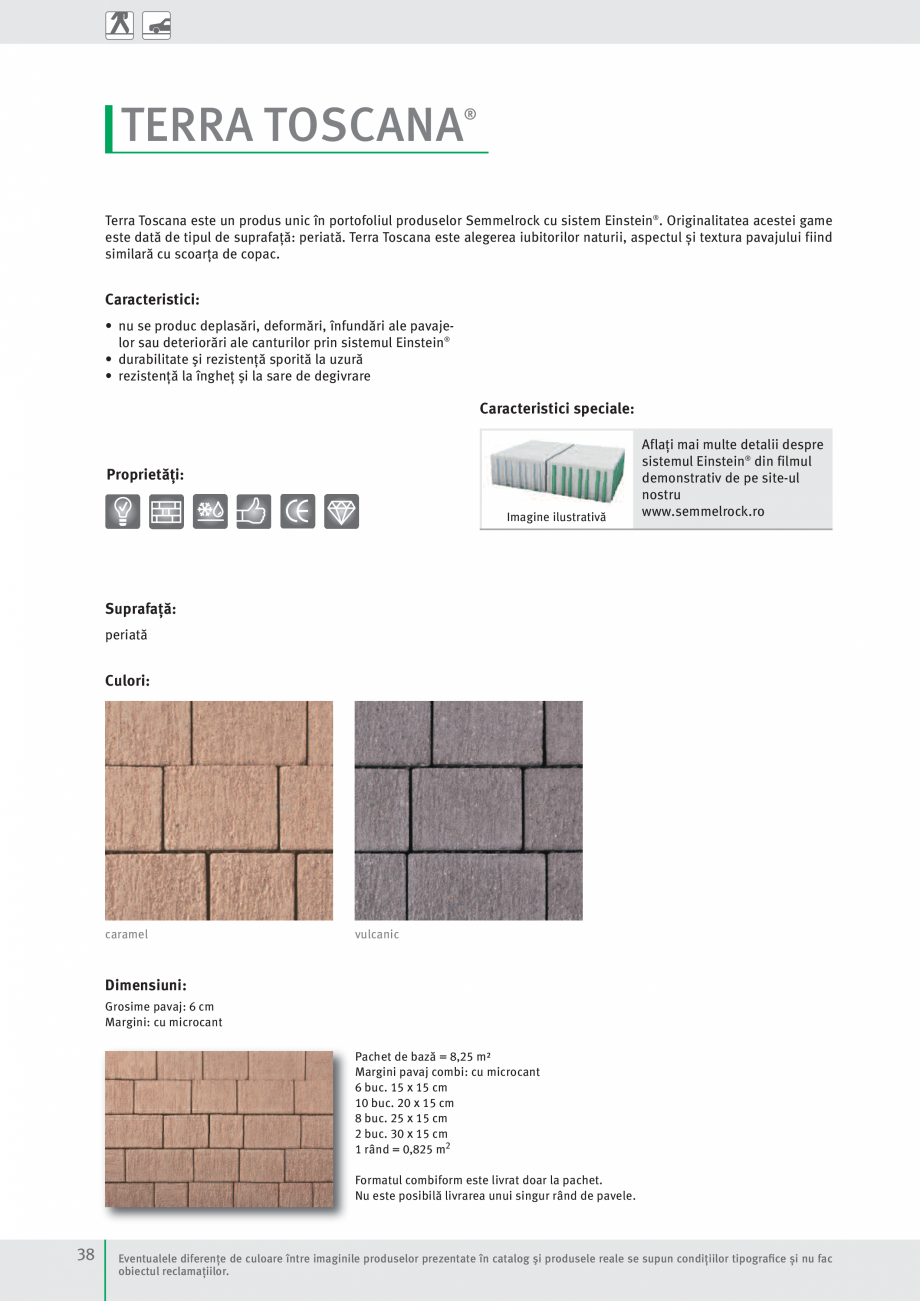Pagina 40 - Idei pentru gradina 2017 SEMMELROCK STEIN+DESIGN Catalog, brosura Romana  standardelor...