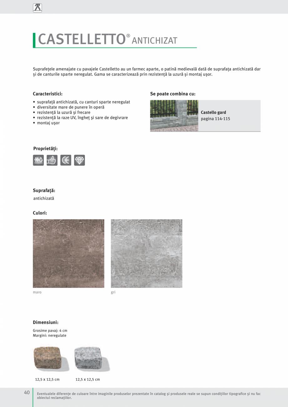 Pagina 42 - Idei pentru gradina 2017 SEMMELROCK STEIN+DESIGN Catalog, brosura Romana a 137 ...