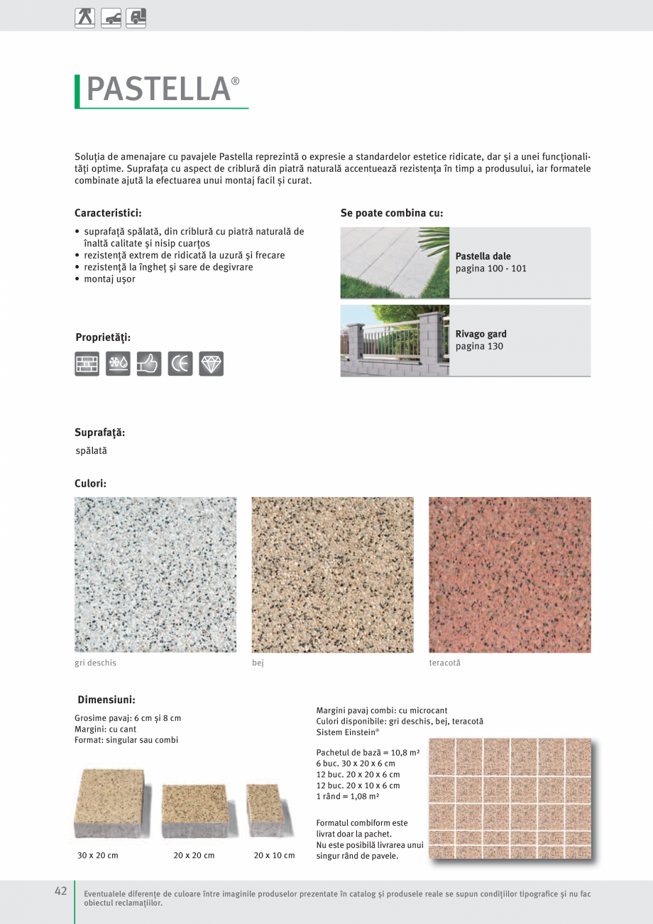 Pagina 44 - Idei pentru gradina 2017 SEMMELROCK STEIN+DESIGN Catalog, brosura Romana în catalog şi...