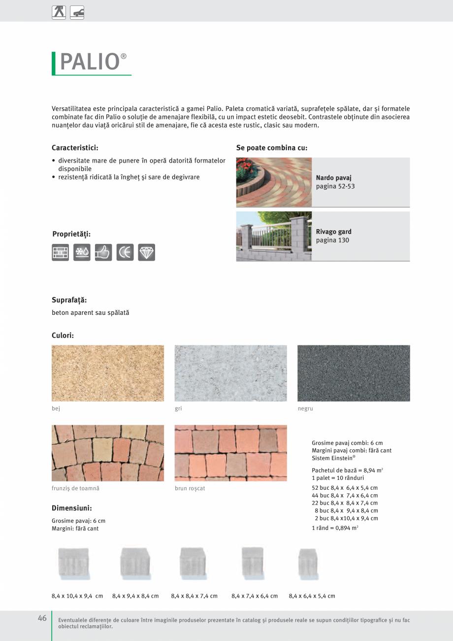 Pagina 48 - Idei pentru gradina 2017 SEMMELROCK STEIN+DESIGN Catalog, brosura Romana zentate în...