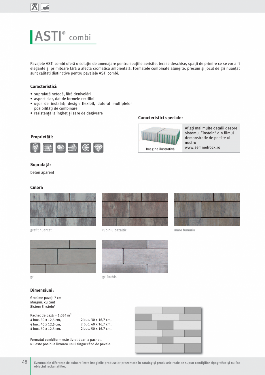 Pagina 50 - Idei pentru gradina 2017 SEMMELROCK STEIN+DESIGN Catalog, brosura Romana prafață din...