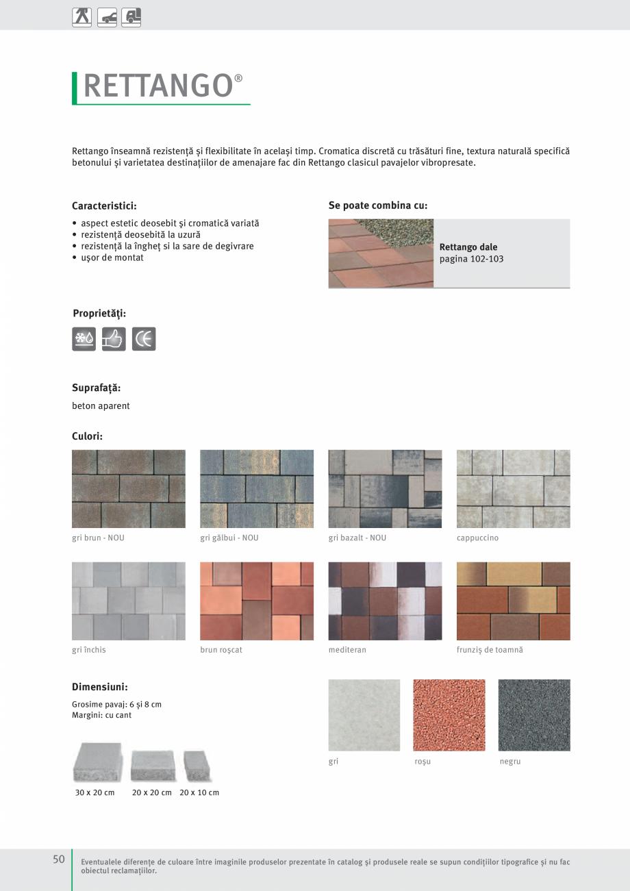 Pagina 52 - Idei pentru gradina 2017 SEMMELROCK STEIN+DESIGN Catalog, brosura Romana obţinute...
