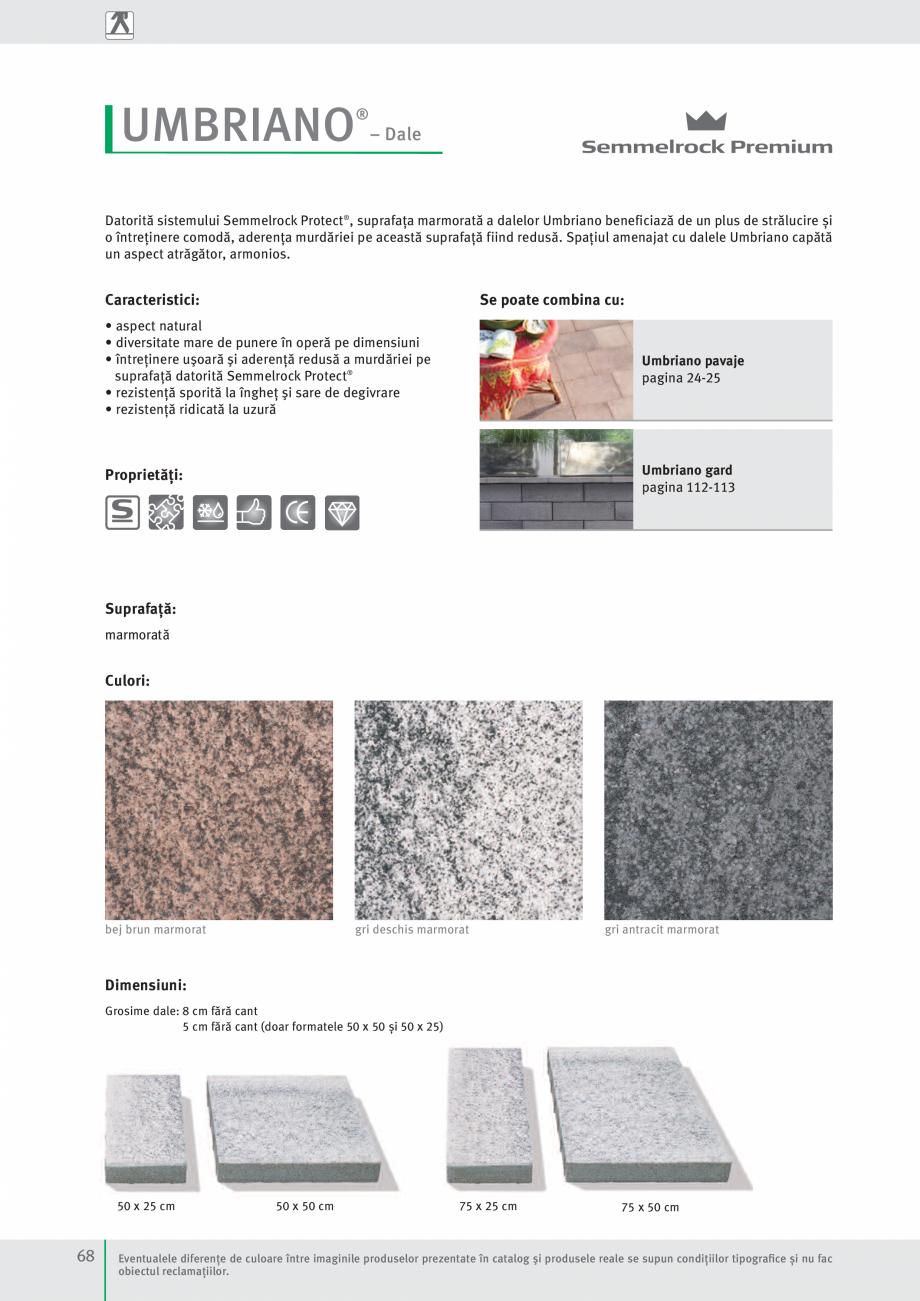 Pagina 70 - Idei pentru gradina 2017 SEMMELROCK STEIN+DESIGN Catalog, brosura Romana grafice și nu...