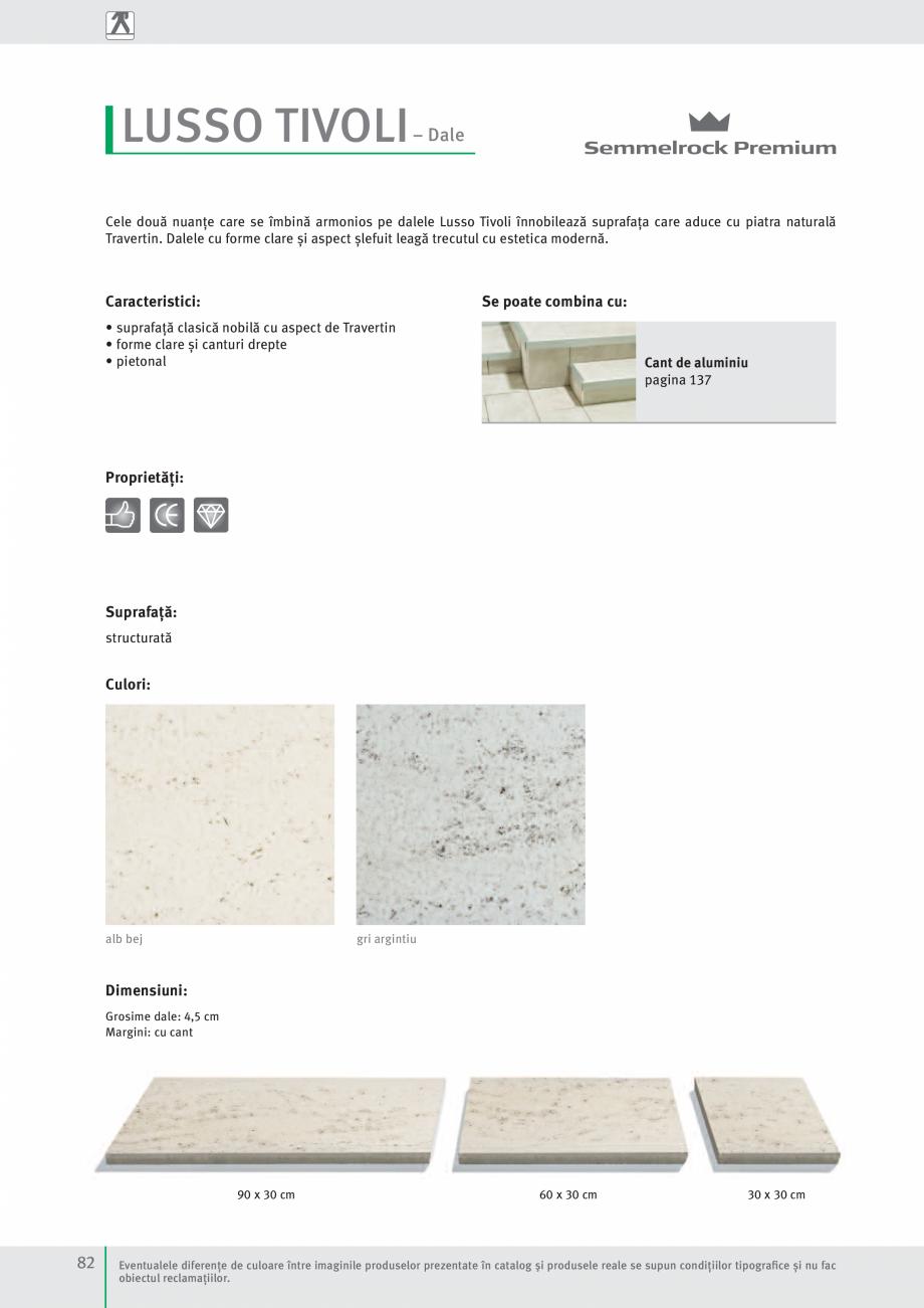 Pagina 84 - Idei pentru gradina 2017 SEMMELROCK STEIN+DESIGN Catalog, brosura Romana �, robuste şi ...