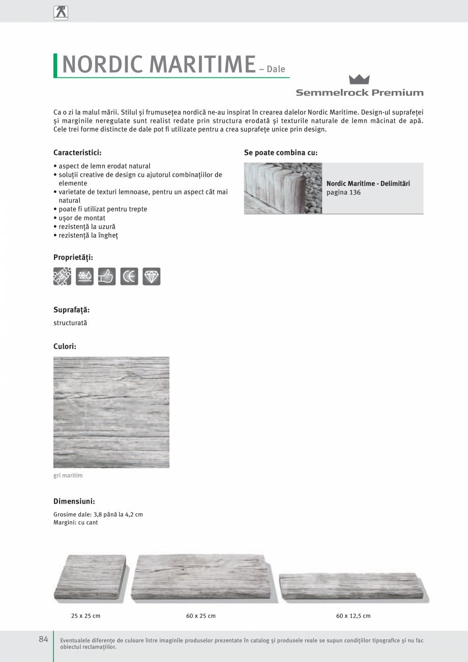 Pagina 86 - Idei pentru gradina 2017 SEMMELROCK STEIN+DESIGN Catalog, brosura Romana e  128-129 ...