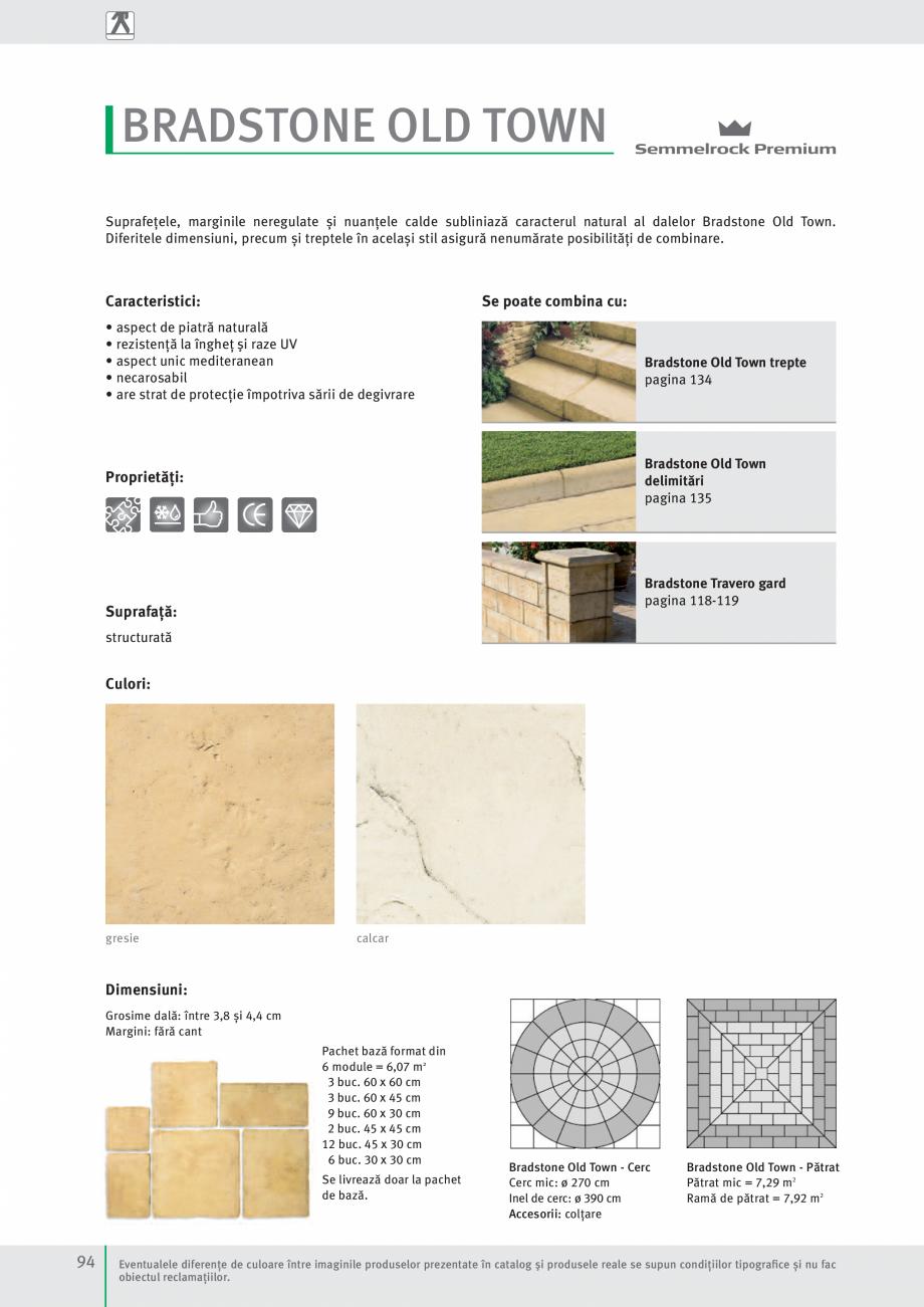 Pagina 96 - Idei pentru gradina 2017 SEMMELROCK STEIN+DESIGN Catalog, brosura Romana pentru...