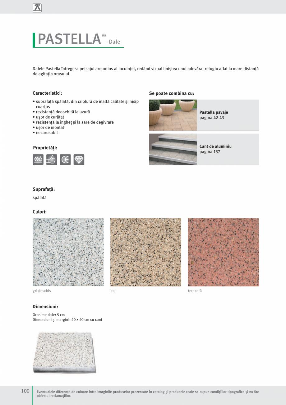 Pagina 102 - Idei pentru gradina 2017 SEMMELROCK STEIN+DESIGN Catalog, brosura Romana I  JARdInIERă...