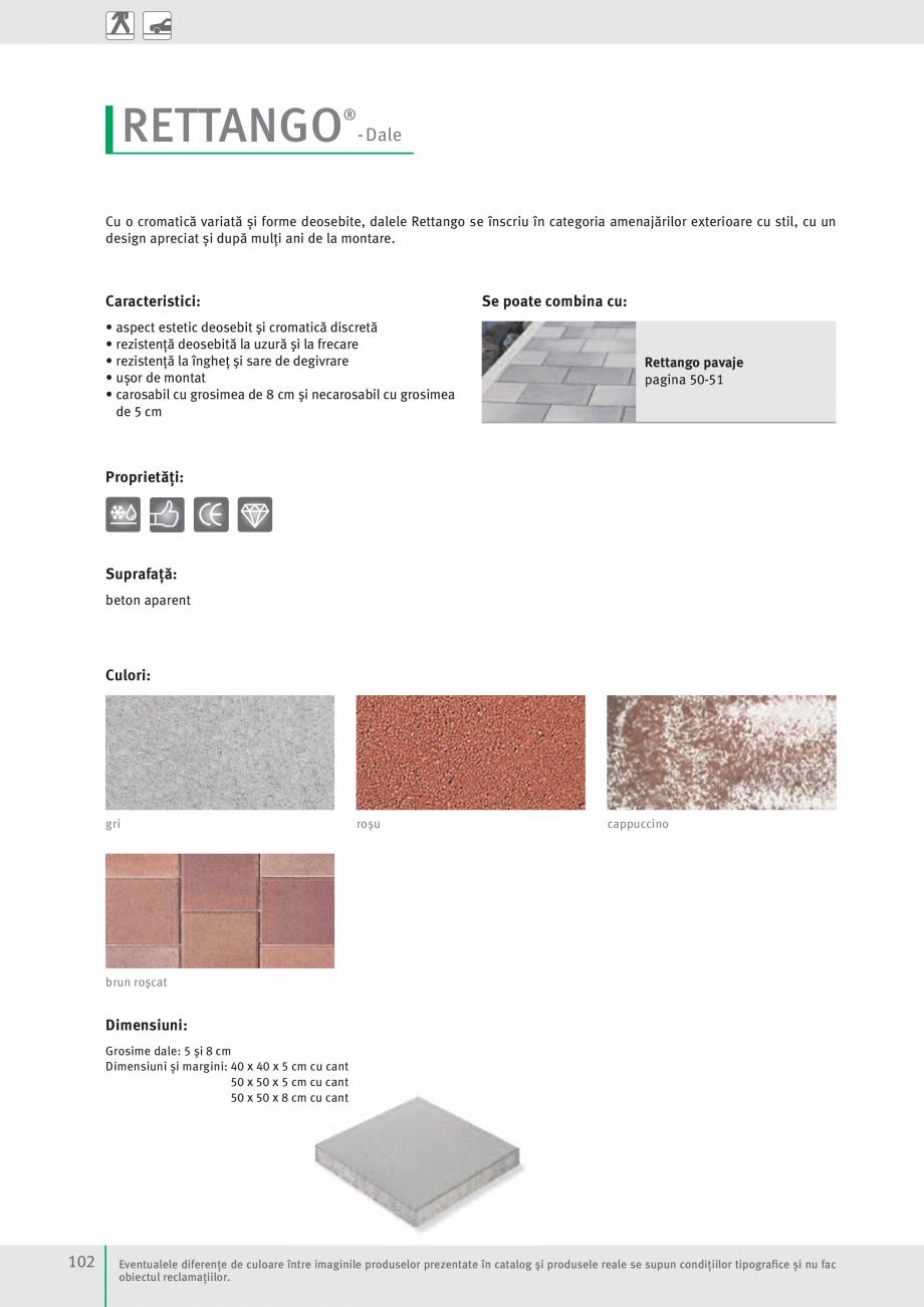 Pagina 104 - Idei pentru gradina 2017 SEMMELROCK STEIN+DESIGN Catalog, brosura Romana ea...