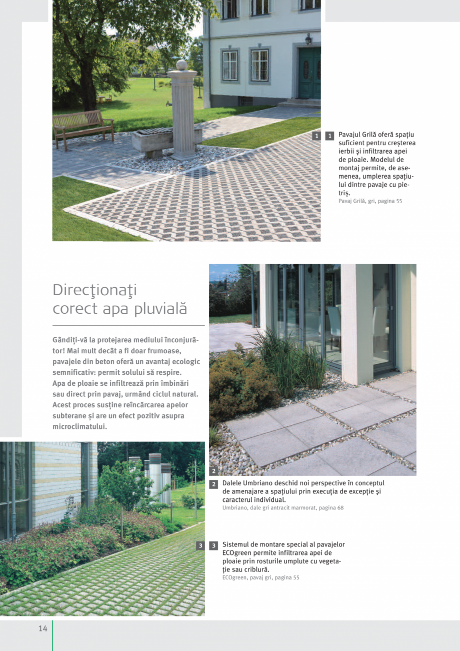 Pagina 16 - Idei pentru gradina 2017 SEMMELROCK STEIN+DESIGN Catalog, brosura Romana sign-ul inedit ...