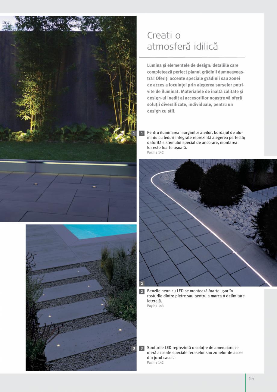 Pagina 17 - Idei pentru gradina 2017 SEMMELROCK STEIN+DESIGN Catalog, brosura Romana � faceți este ...