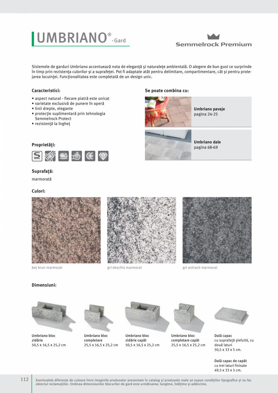 Pagina 114 - Idei pentru gradina 2017 SEMMELROCK STEIN+DESIGN Catalog, brosura Romana eră...