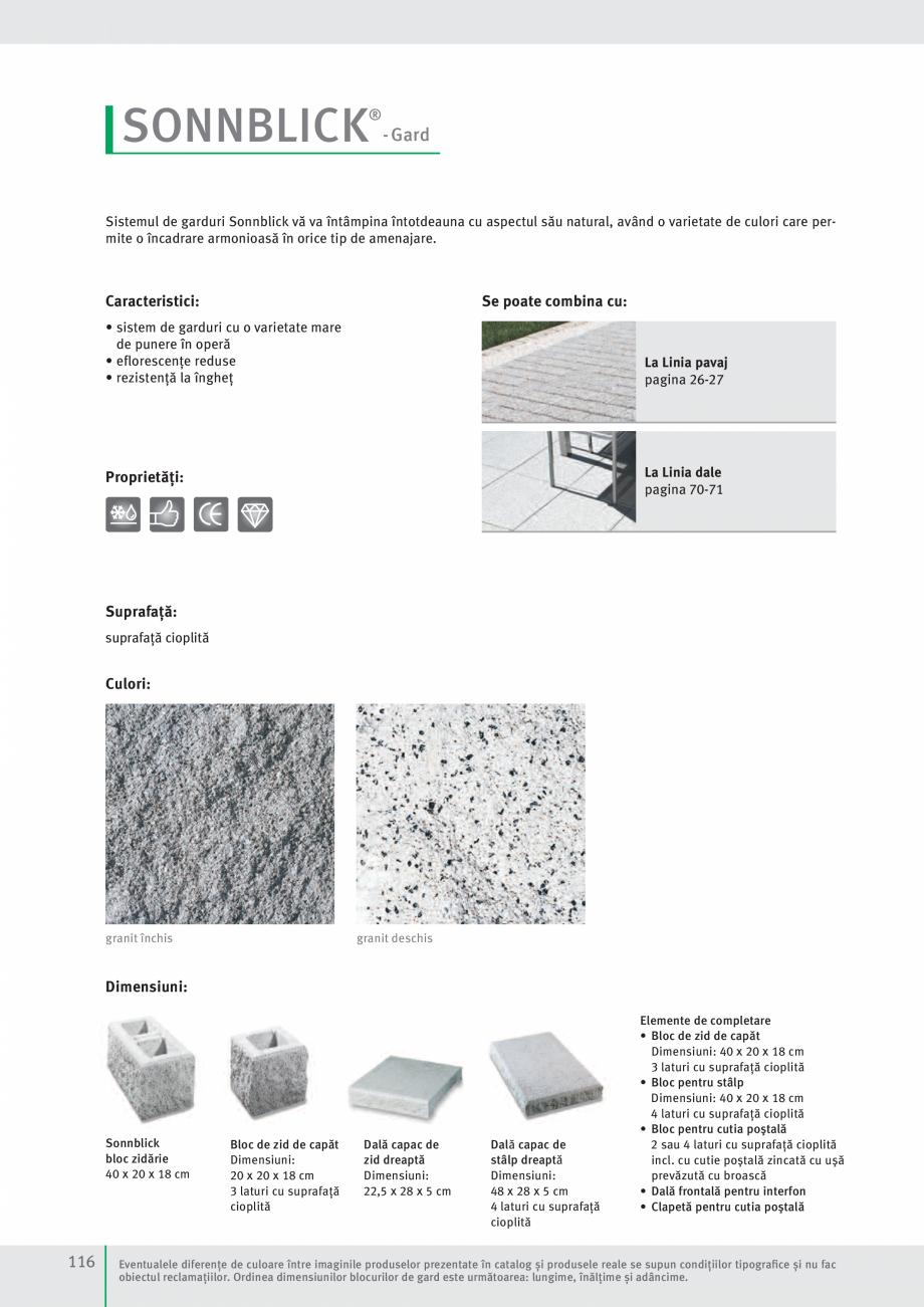 Pagina 118 - Idei pentru gradina 2017 SEMMELROCK STEIN+DESIGN Catalog, brosura Romana  Neon LED 15,2...