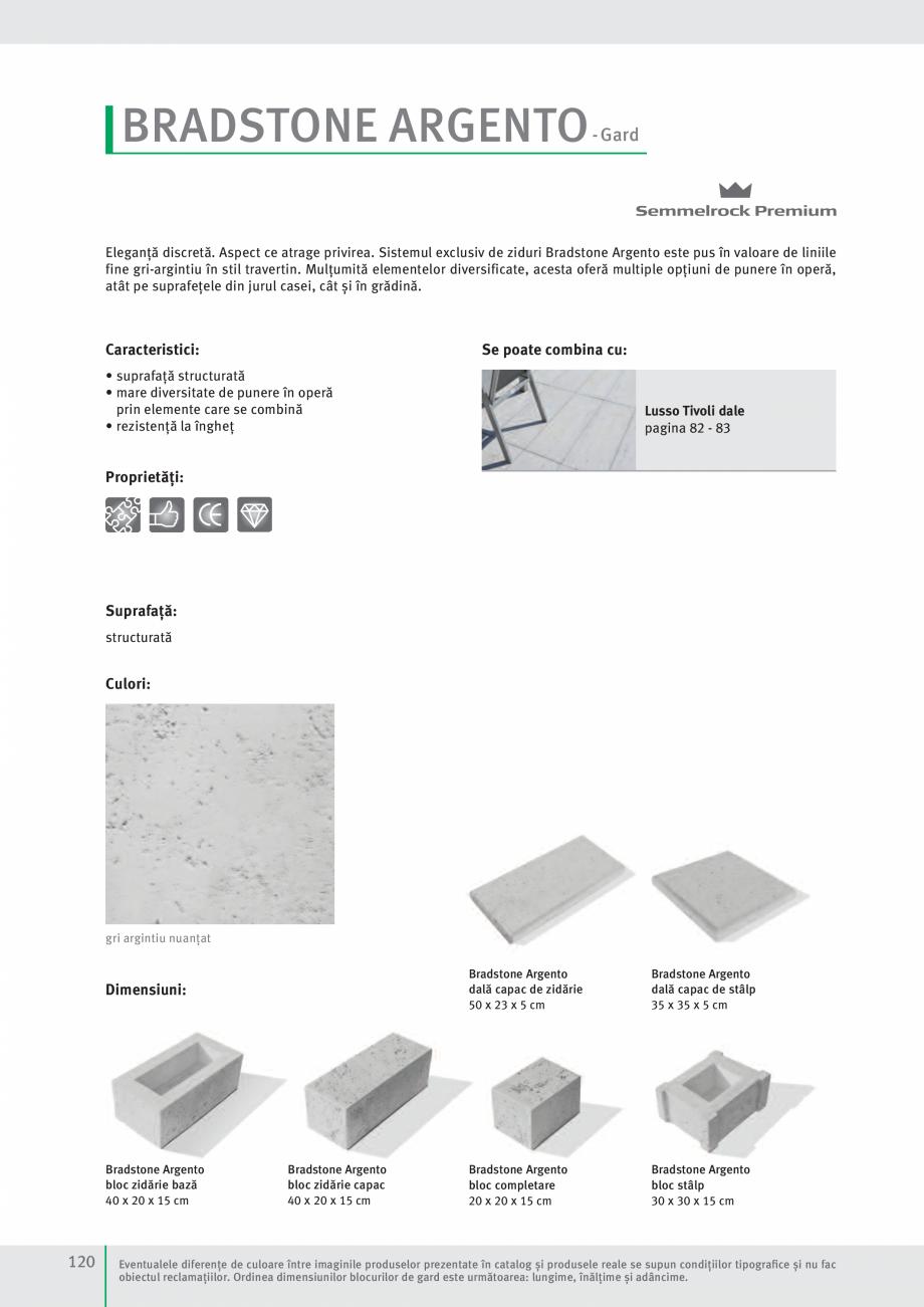 Pagina 122 - Idei pentru gradina 2017 SEMMELROCK STEIN+DESIGN Catalog, brosura Romana ază...