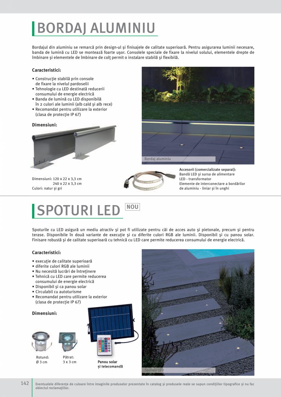 Pagina 144 - Idei pentru gradina 2017 SEMMELROCK STEIN+DESIGN Catalog, brosura Romana as delimitări...