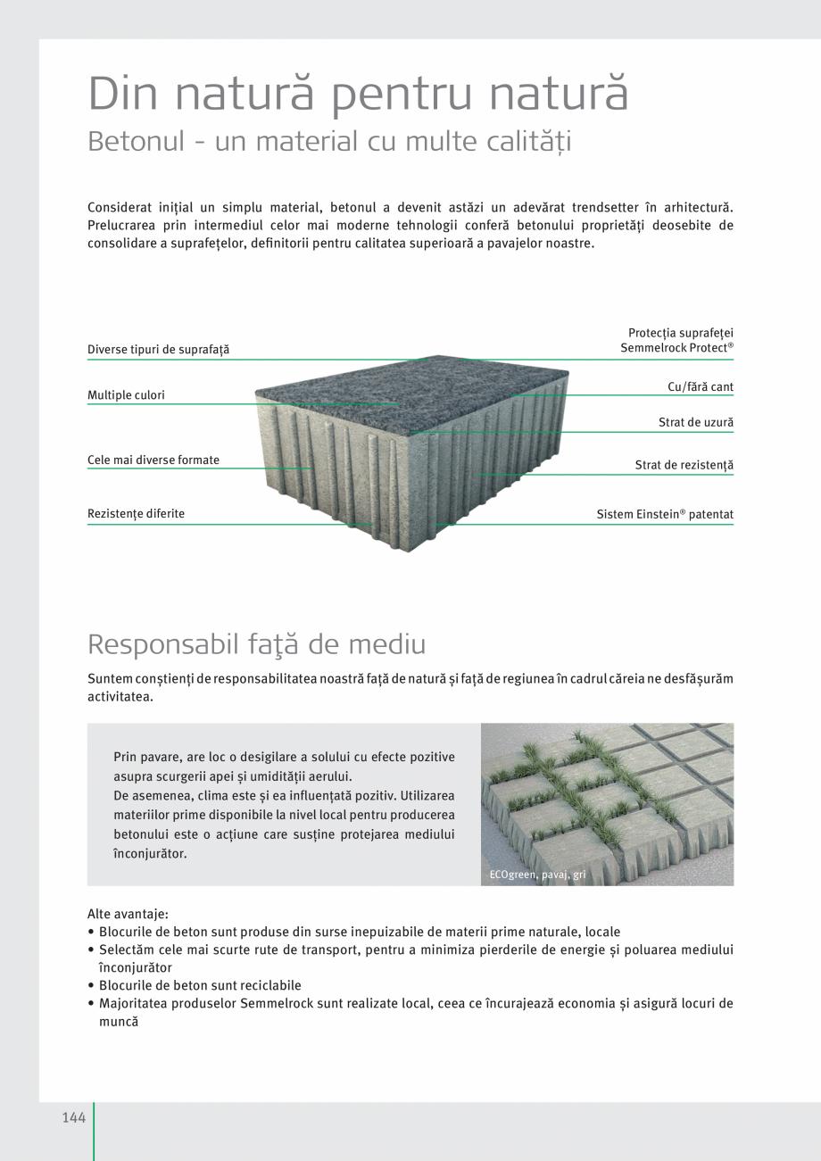 Pagina 146 - Idei pentru gradina 2017 SEMMELROCK STEIN+DESIGN Catalog, brosura Romana