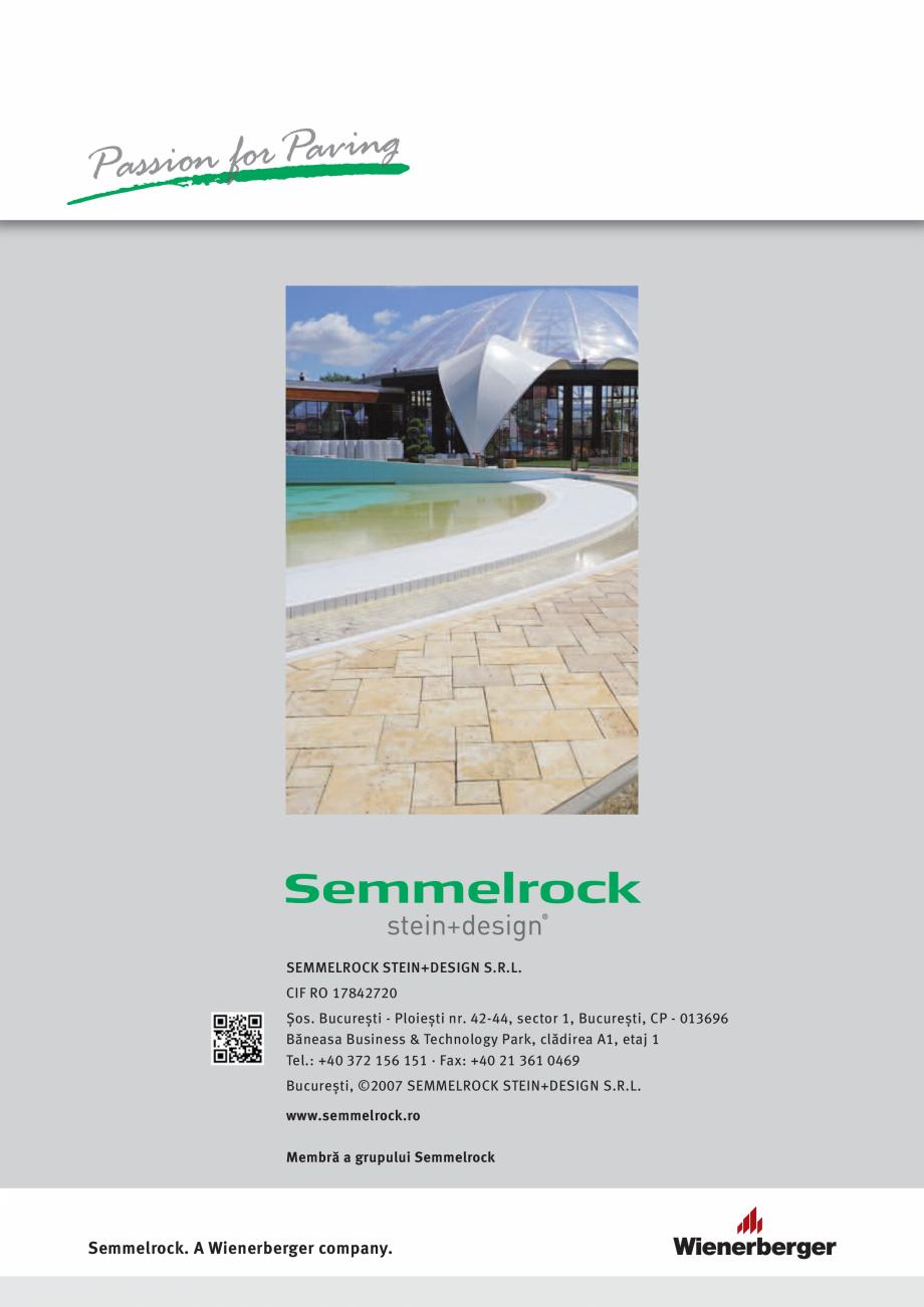 Pagina 156 - Idei pentru gradina 2017 SEMMELROCK STEIN+DESIGN Catalog, brosura Romana