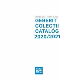 Catalog GEBERIT Colectii 2020-2021