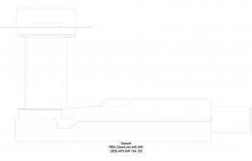 Varianta sapa 65 mm 154.152 GEBERIT