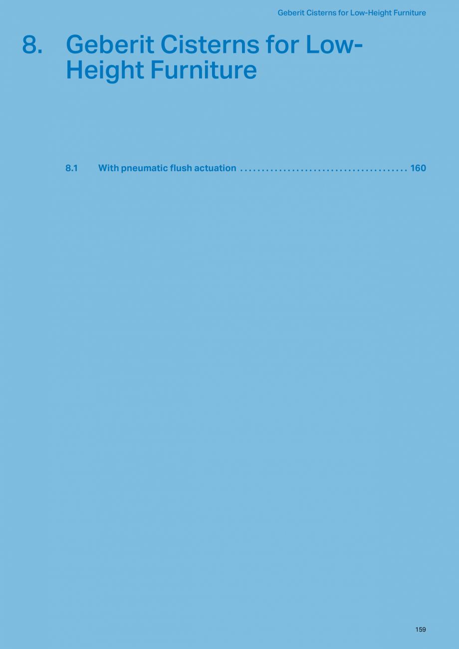 Pagina 159 - Sisteme sanitare Geberit 2015-2016 GEBERIT Scurgere in perete, Scurgere in pardoseala, ...