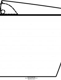 Sistem WC Sela - vedere din profil