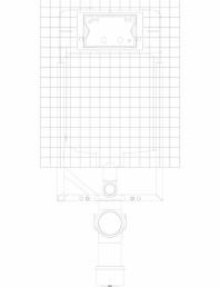 Element de instalare Geberit Kombifix pentru WC suspendat 109 cm cu rezervor încastrat Sigma 8 cm