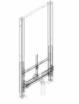 Element de instalare Geberit Duofix pentru bideu 112 cm universal cod 111 520 00 1_P GEBERIT