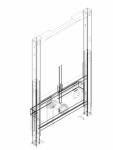 Element de instalare Geberit Duofix pentru bideu 82 cm universal cod 111 524 00 1_P GEBERIT