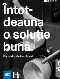 Elemente de instalare Geberit