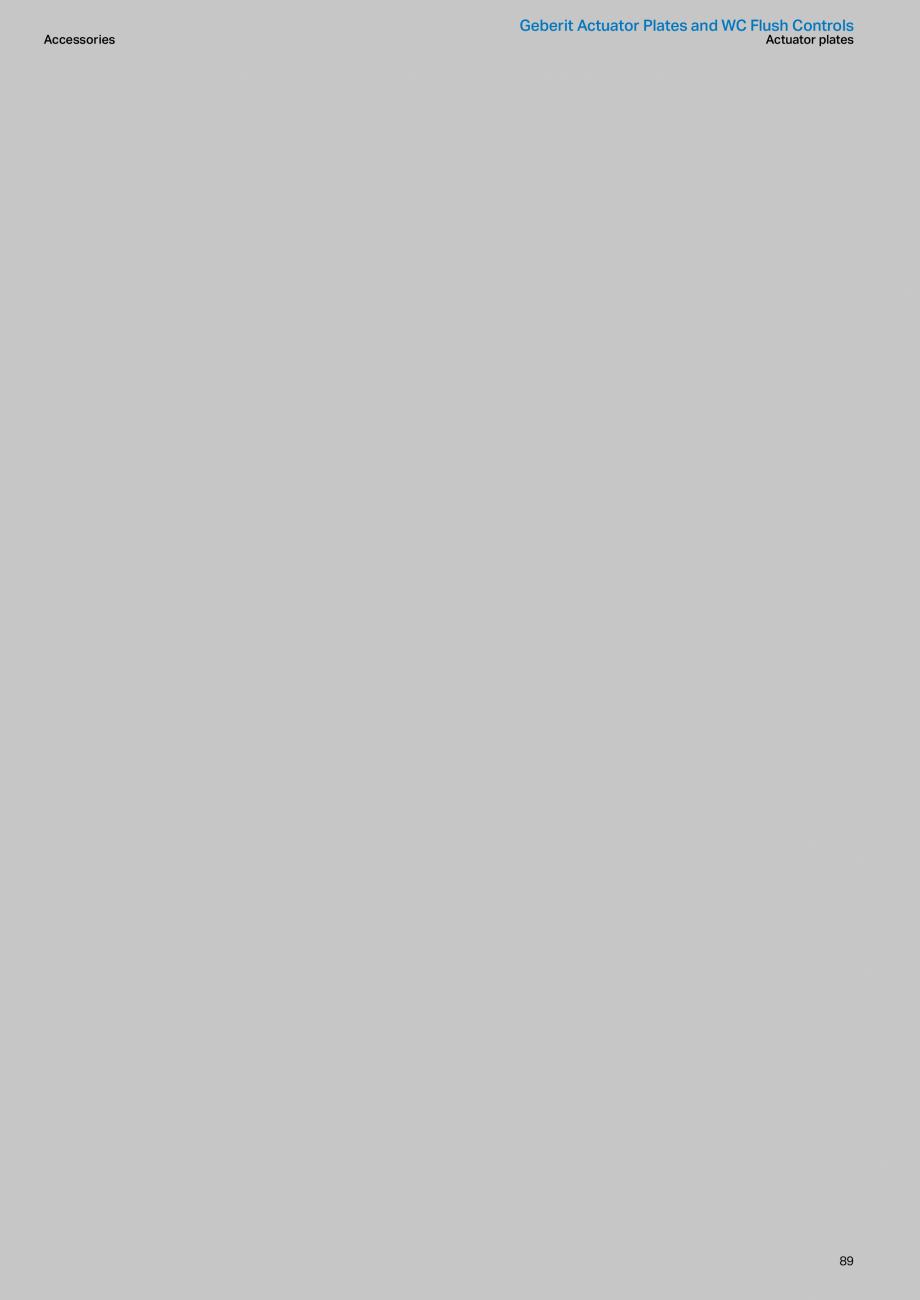 Pagina 89 - Sisteme sanitare Geberit 2015-2016 GEBERIT Kombifix, Duofix, DuoFresh, Monolith,...