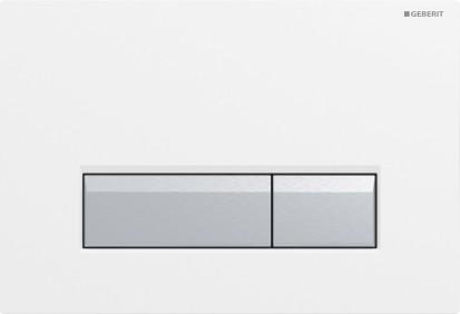 Clapete de actionare Sigma / Clapeta Geberit Sigma40 pentru DuoFresh
