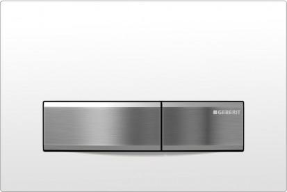 Clapete de actionare Sigma / Clapeta Geberit Sigma50 alb