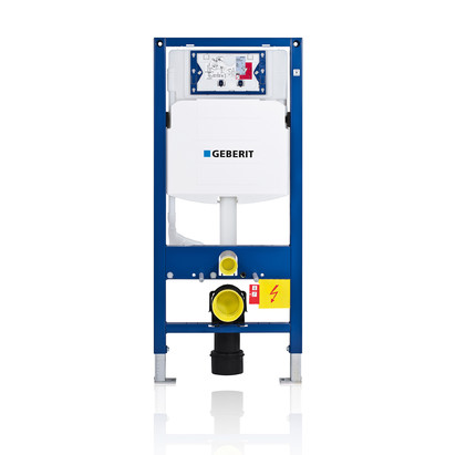 Sistem de instalare incastrat pentru rezervor WC / Sistem de instalare rezervor WC Geberit Duofix