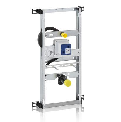 Sistem de instalare incastrat pentru rezervor WC/pisoar / Sistem de instalare pentru pisoar  Geberit Kombifix