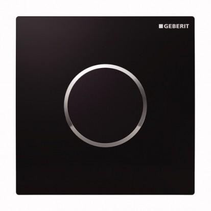 Clapete de actionare pentru pisoare / Clapeta de actionare Geberit Sigma10 negru pentru pisoare