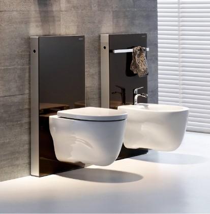 Sistem WC / Geberit Monolith pentru WC si bideu