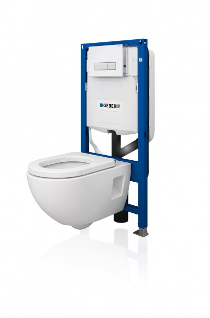 Geberit DuoFresh Duofix exhaustare miros DuoFresh Sistem WC