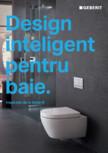 Design inteligent pentru baie GEBERIT