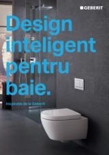 Geberit - Design inteligent pentru baie GEBERIT