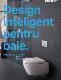 Design inteligent pentru baie