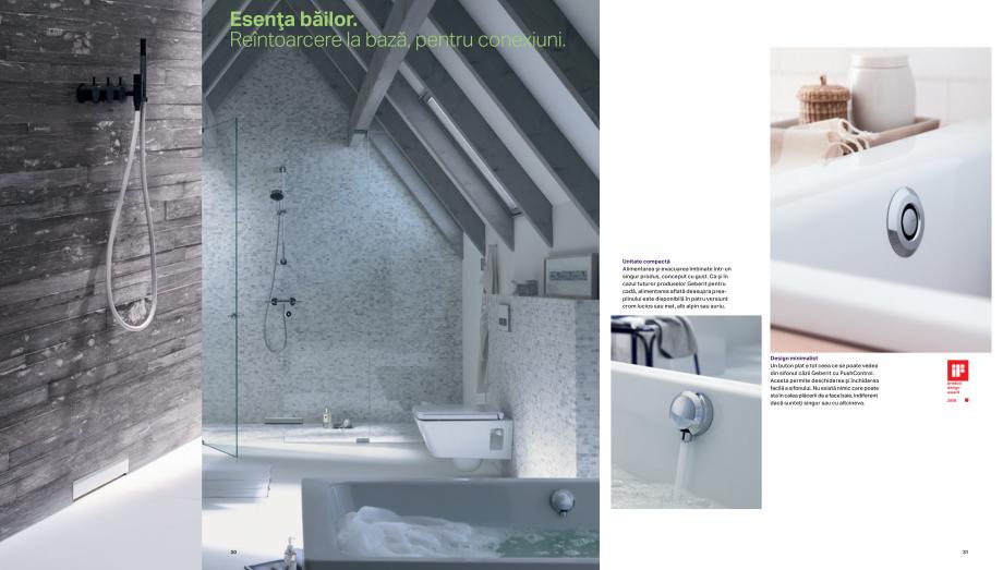 Pagina 16 - Design inteligent pentru baie GEBERIT Omega, Duofix,  Sigma 8, Delta, Sigma 12  Catalog,...