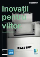 Inovatii pentru viitor Geberit GEBERIT