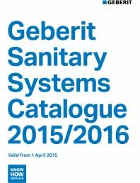 Sisteme sanitare 2015-2016