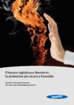 Catalog pentru usi rezistente la foc  NOVOFERM - metalice