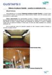 Sisteme de placare acustice si rezistente la foc - Proiecte in Romania GUSTAFS