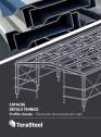 Catalog tehnic - Profile zincate - Elemente structurale din otel
