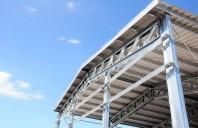 Profile zincate pentru aplicații structurale în construcții TeraSteel