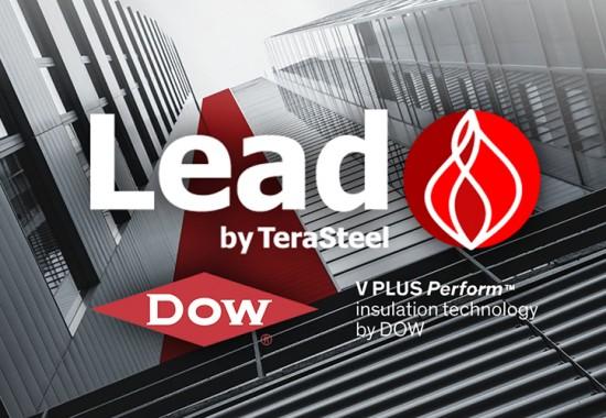 Panouri termoizolante LEAD, rezistente la foc, cu eficienţă energetică superioară TeraSteel