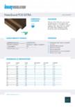 Placa de vata minerala bazaltica cu Tehnologie ECOSE®, KNAUF INSULATION - NaturBoard POD EXTRA