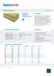Placa de vata minerala bazaltica termoizolanta pentru fatade de contact (termosistem) KNAUF INSULATION - FKD-S Thermal